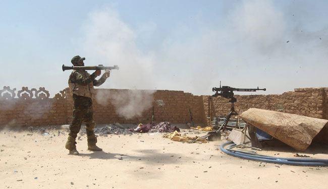 More than 100 Daesh militants killed in Iraq