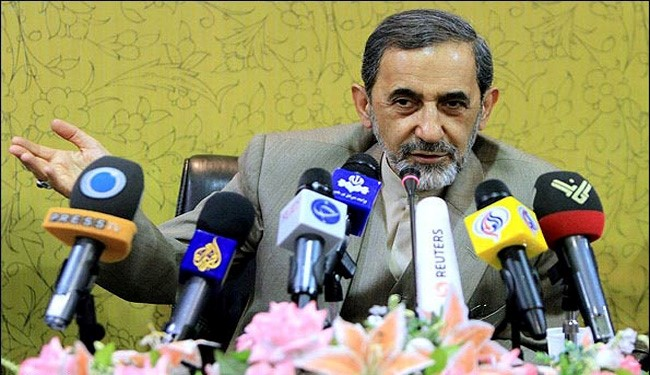 Velayati: Iran Continues to All-Out Support for Syria