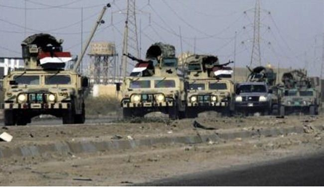 Iraqi Army Cleanup Operation in 5KM away From Ramadi