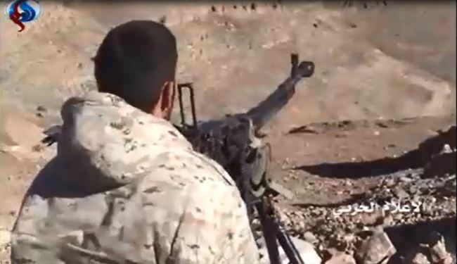 Hezbollah and Syrian Army Kill Al-Nusra Terrorists + Video
