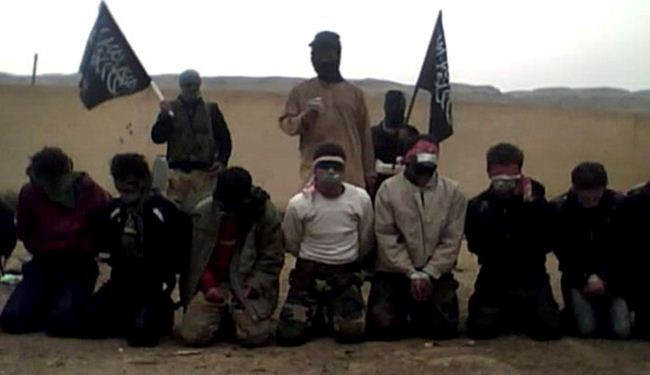 Nusra Terrorists Behead 40 in Syria