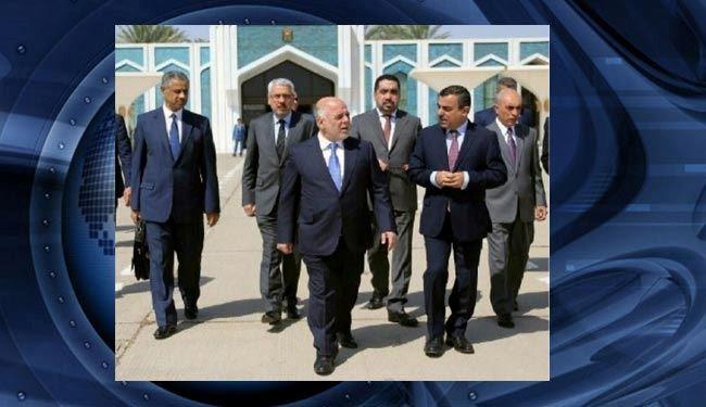 Iraq PM Haider al-Abadi Visits Iran