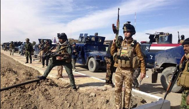 Iraqi Army, Popular Forces in Full Control over Baiji