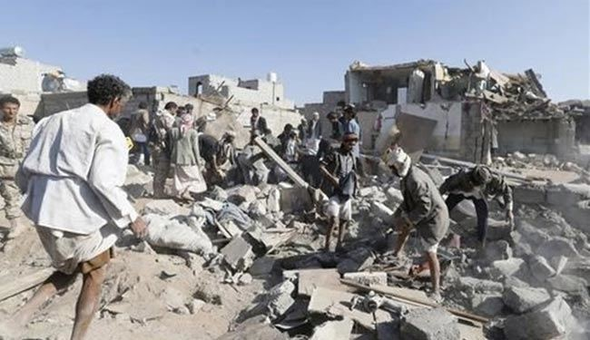Saudi Jets Continue Bombing Yemen