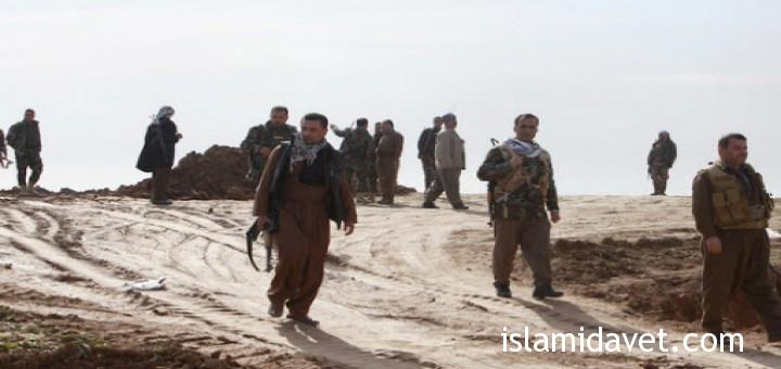 kürt-savaşçılar