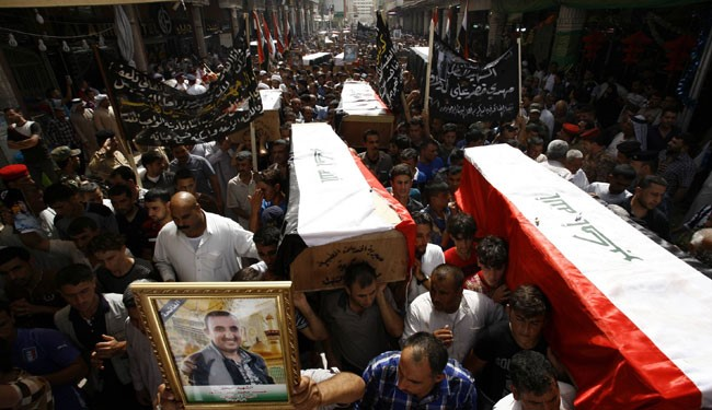 At-Least 1,466 Iraqis killed in June: UN