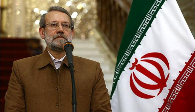 Larijani Urges Muslim Countries to Unite against Israel