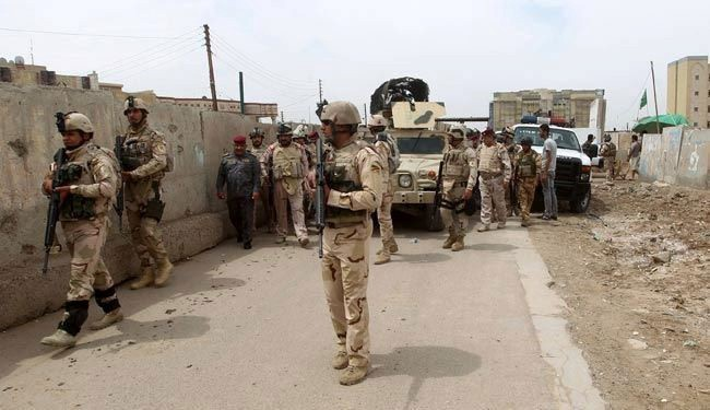 Iraqi Army Purge Areas in Anbar of ISIL Terrorists