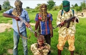 Boko Haram releases first beheading video + PICS