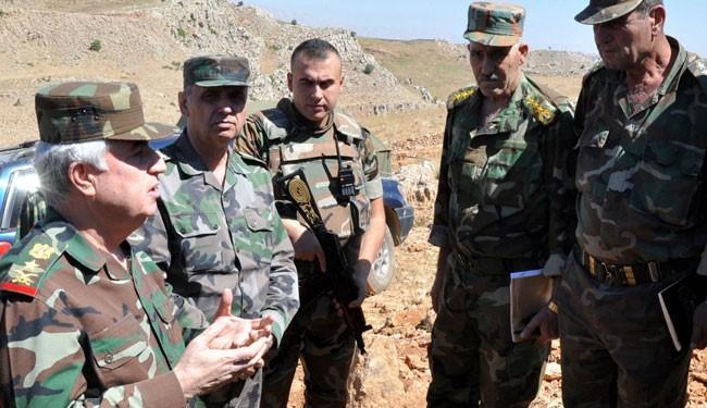 Syrian, Hezbollah Soldier Surround 1,500 Nusra Terrorist