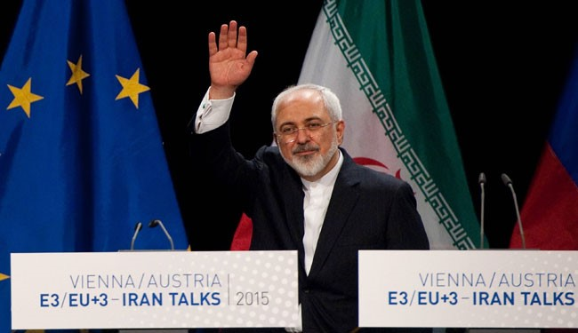 Zarif named as candidate for the 2016 Nobel Peace Prize