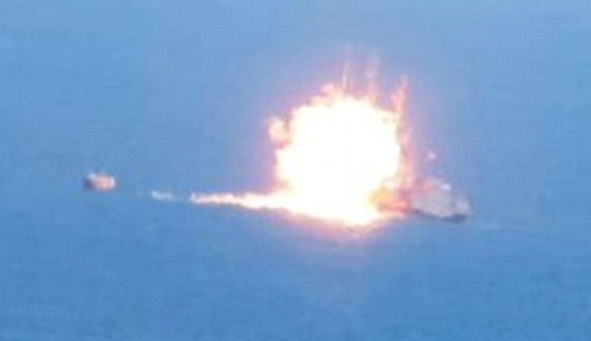 ISIS Targets Egyptian Patrol Ship by Rocket in the Mediterranean