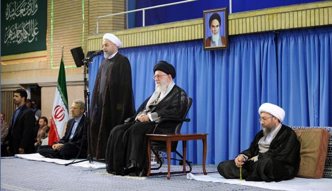 President Rouhani: Iran on Edge of Economic Flourishing