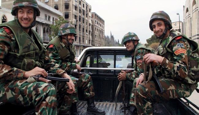 Syrian Army, Hezbollah Advance Pound Terrorists in Zabadani