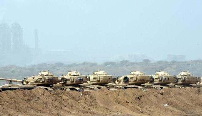 Yemeni Forces, Popular Committees Line Up Behind Saudi Borders