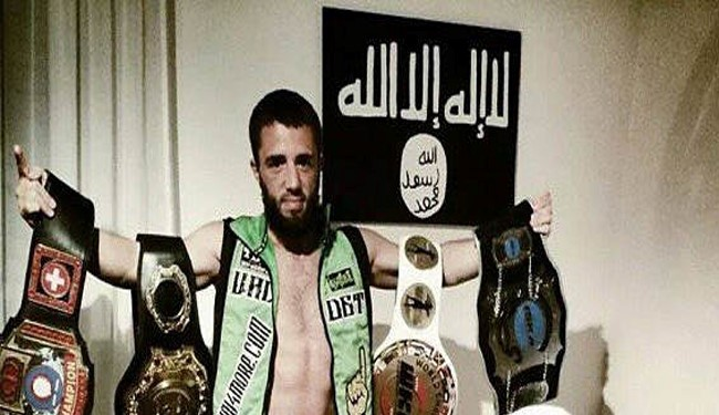 ISIS Executes Thai Kickboxing World Champion