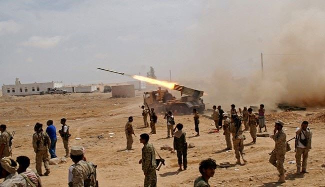 Yemeni Forces Target Saudi Military Base in Jizan by Missile and Mortar