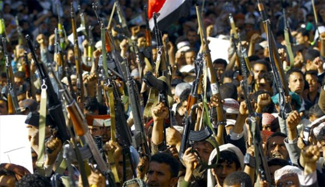 To Fight Saudi Arabia 5,000 Yemeni Youth Join Ansarullah