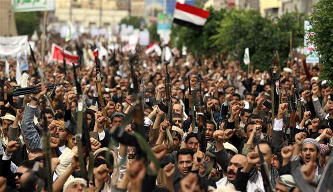 16 Yemeni Parties Will Support Ansarullah