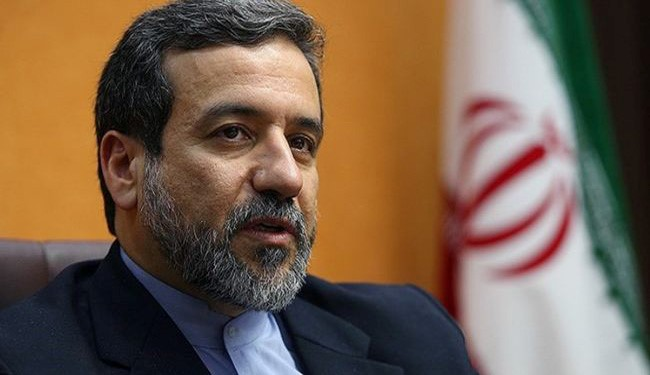 Araqchi: European Countries Seeking Economic Cooperation with Iran