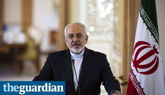 Iran has signed a historic nuclear deal – now it's Israel's turn : Javad Zarif