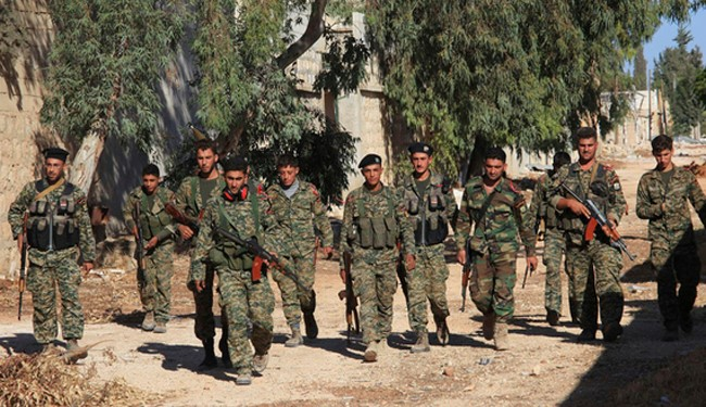 Syrian Forces Kill al-Nusra Front Terrorists in Aleppo