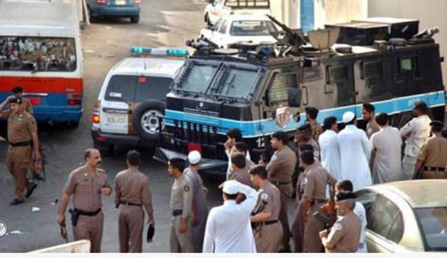17 killed in Attack on Police at a Mosque in Saudi Arabia