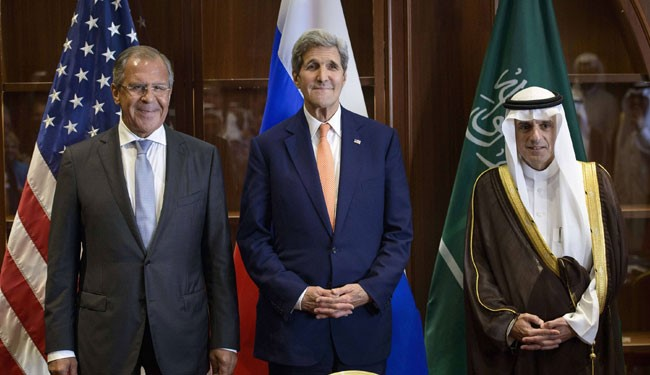 The two ministers last met in Qatar on August 3 when Lavrov, Jubeir and US Secretary of State John Kerry held a three-way meeting, with the situation in Syria topping the agenda.