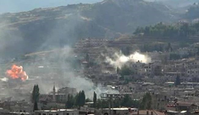 Hezbollah, Syrian Army Liberate New Parts of Zabadani