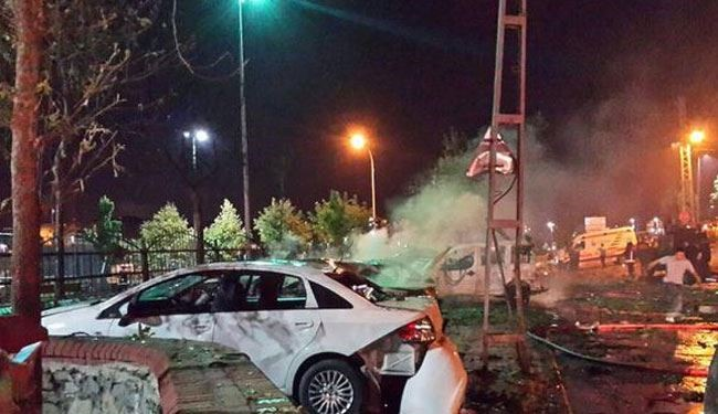 Attack on Police Station in Istanbul Left 10 Wounded