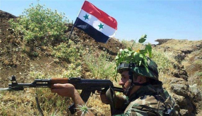 Syrian Army Foils Infiltration Attempt into Daraa