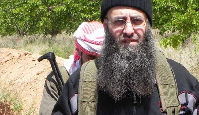 (FILE) Fugitive Salafist Sheikh Ahmad al-Assir Arrested