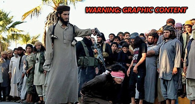 Another ISIS Public Execution