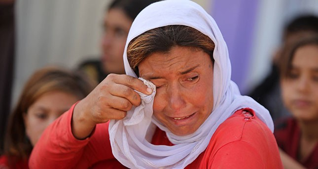 Every Human Help Enslaved Yazidis for Escape, Even Smugglers