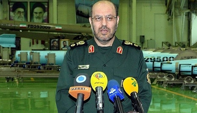 Defense Minister General Dehqan: Iran Upgrades Strategic Production