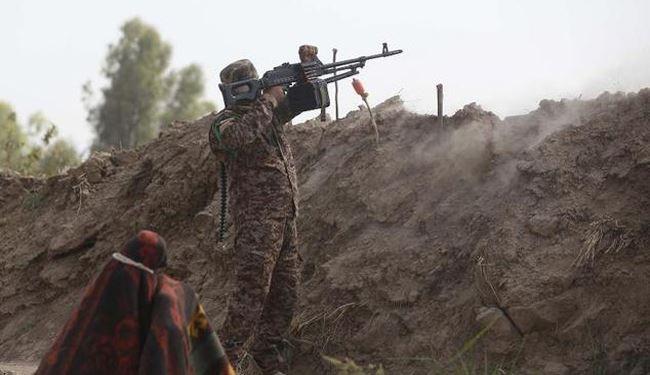 Iraqi Army Retakes 2 Neighborhoods around Ramadi