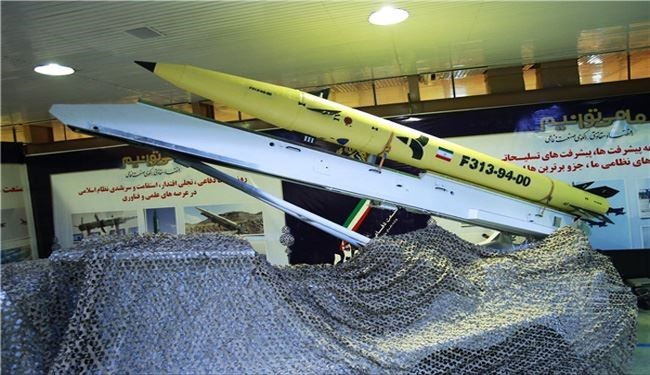 Fateh 313 Iran's Solid-Fuel Precision-Guided Missile