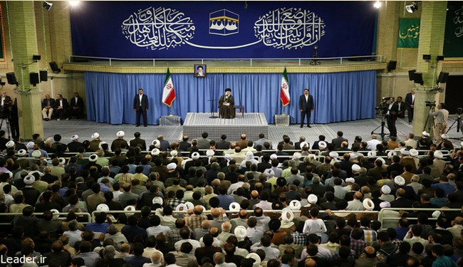 Supreme Leader: Hajj is the 'true example of harmony and unanimity' among Muslims.