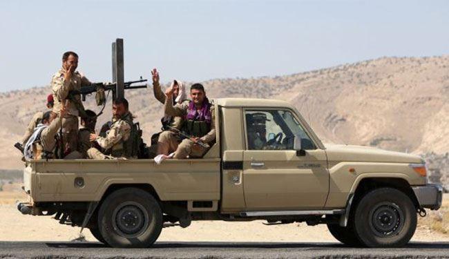 Kurdish and Iraqi Forces Attack ISIS in Kirkuk and Diyala