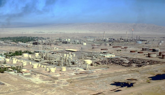 Iraqi Army Controls Beiji Oil Refinery Completely