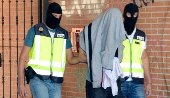 ISIS Terrorist Known as 'Salami Jihadi', 13 Others Arrested in Spain