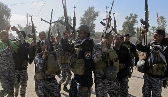 Iraqi Army Purges Samarra's Strategic Region of ISIL Terrorists