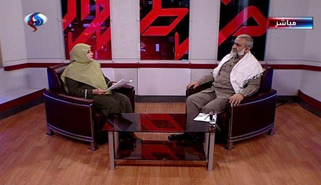 Mohammad Reza Naqdi commander of the Basij paramilitary force
