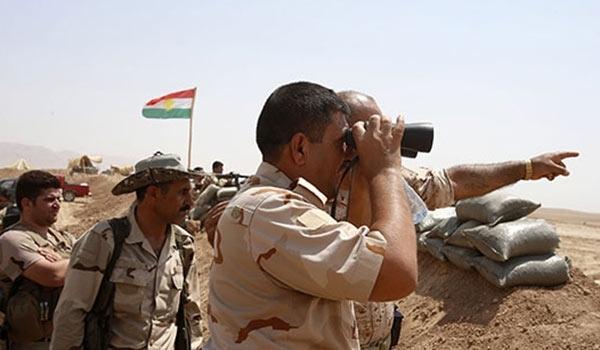 Over 15 ISIL Terrorists Killed in Pishmarga Counter-Attack near Iraqi Mosul