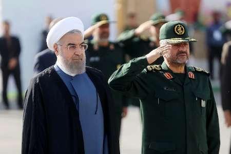 Rouhani_IRGC