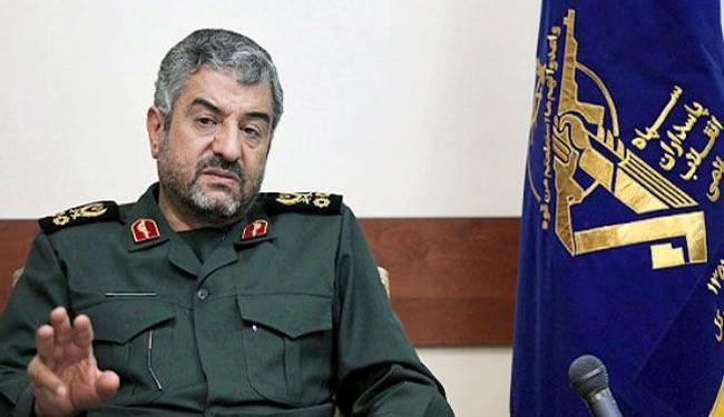 IRGC Commander: Iran's Power, Not Nuclear Deal, Deters War