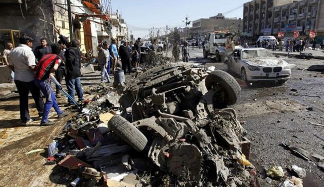 UN: 1,325 Iraqis Killed in Terrorists' Attacks in August