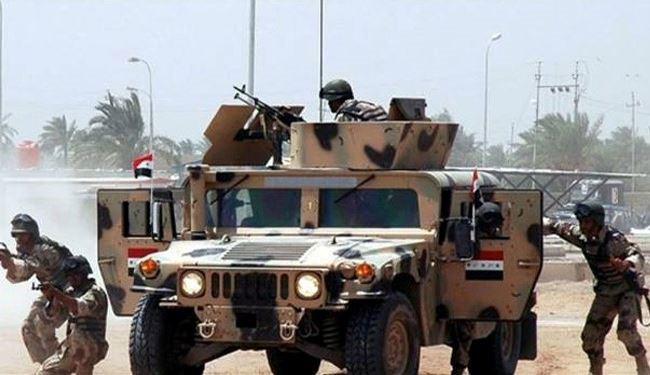 Iraqi Army Foils ISIL Attack in Al-Karmah
