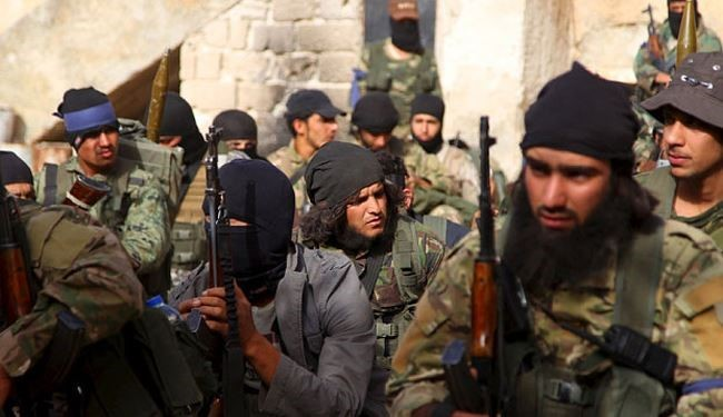 Ahrar Al-Sham Fighters Surrender to Syrian Army in Zabadani