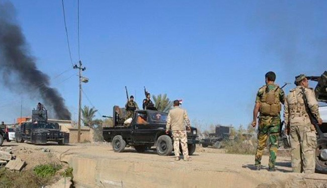 Iraqi Tribal Forces Kill ISIL Security Chief in Mosul in Iraq